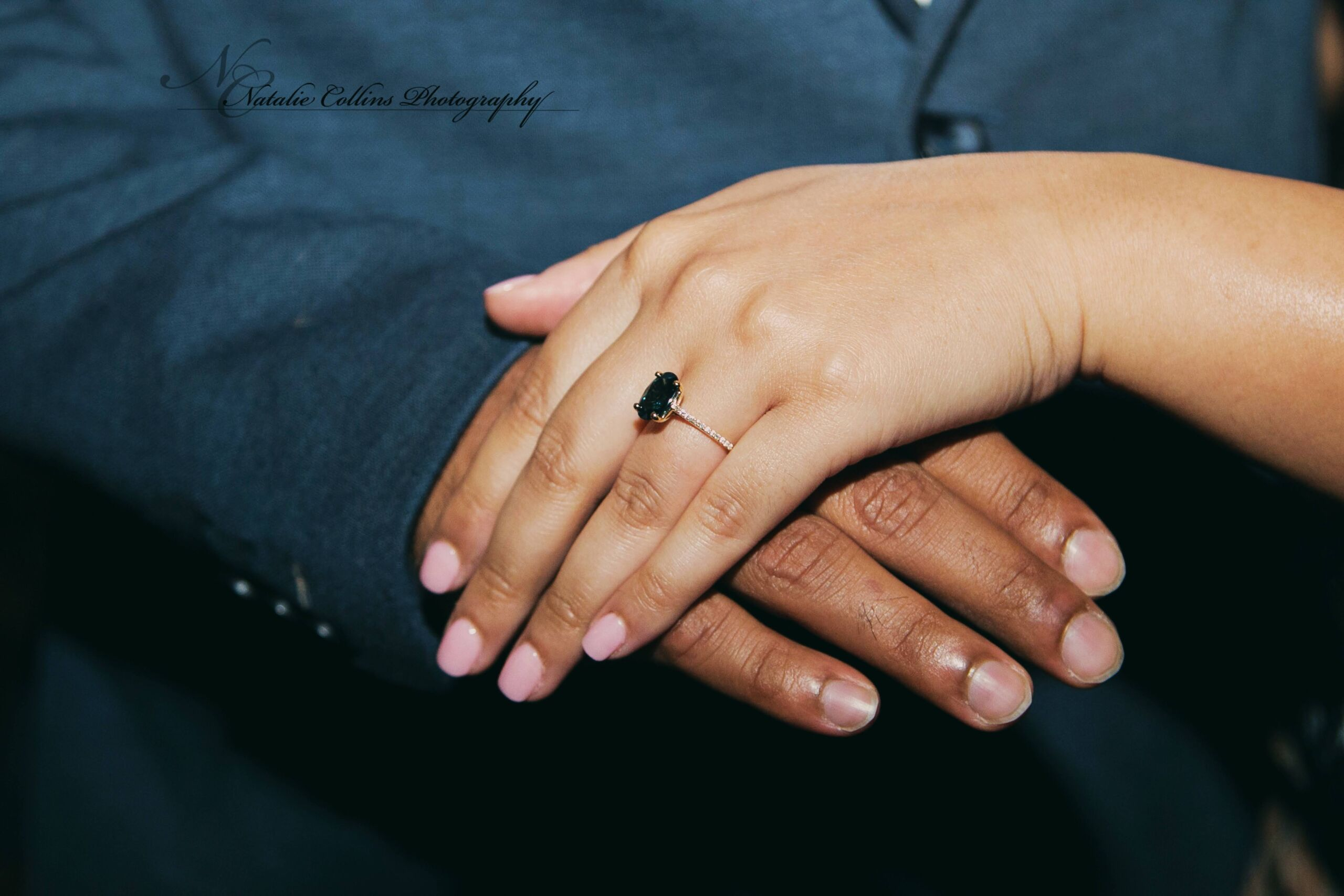 Anushka and Danny at the Grand Hyatt Tampa for their proposal
